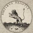 Münze aus der Sammlung Ricklefs